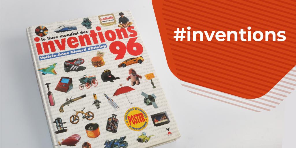 Le livre mondiale des inventions
